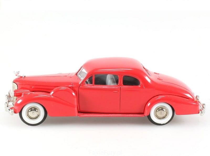 Rextoys 1//43 cadillac v16 coupe 2 door 1940