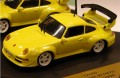 Porsche 911 GT2 road car 1998 yellow