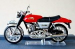 Norton Commando 1969 IXO 1:24