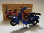 Lambretta 125 D  blue Scottoy 1:30