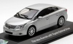 Toyota Avensis  2008-2011 silver