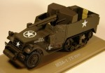 M3A-1 75mm Gun Motor Carriage Atlas 1:43