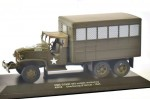 GMC CCKW 353 mobile workshop ASCZ Cherbourg France 1944 Eaglemoss 1:43