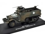 M3A1 Half-Track 5th Armored division Anrath Germany 1945 Eaglemoss 1:43