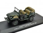 Dodge WC57 Command Car Palau Islands 1944 Eaglemoss 1:43