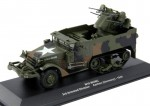 M16 MGMC 3rd Armored Division Aachen 1944 Eaglemoss 1:43