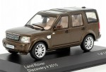 Land Rover Discovery 4 2010 Whitebox 1:43