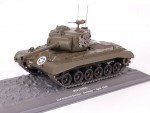 Czołg M26 (T26E3) 2nd Armored Division Germany 1945  Altaya 1:43