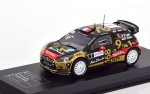 Citroen DS3 WRC Rally France 2013 Diecast Club 1:43