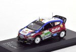 Ford Fiesta RS WRC Rally Sardinien 2013 Diecast Club 1:43