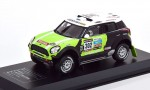 Mini All4 Racing Dakar Rally 2013 Diecast Club 1:43