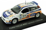Ford Focus WRC Rally Portugal 2001 Altaya 1:43