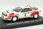 Toyota Celica Turbo 4WD Rally Catalunya'92 Altaya 1:43