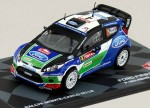 Ford Fiesta RS WRC Rally Monte-Carlo 2012 Altaya 1:43