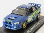 Subaru Impreza WRC New Zealand Rally 2003 Altaya 1:43
