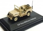 Jeep Willys Cararama 1:72