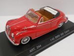 BMW 502 cabrio red Detail Cars 1:43