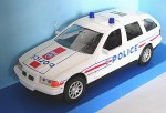 BMW 3 Police Nationale