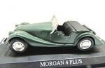 Morgan 4 Plus Del Prado 1:43