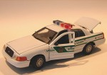Ford Crown Victoria Sheriff Sarasota County Gearbox 1:43