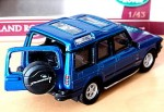 Land Rover Discovery 1:36