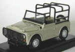 Fiat Campagnola gray Old Cars 1:43