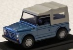 Fiat Campagnola blue Old Cars 1:43