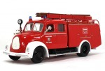 Magirus-Deutz Mercur TLF16 1961 Lucky Die Cast 1:43