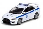 Mitsubishi Lancer Evolution X Greece Police