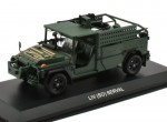 Mercedes-Benz G LIV (SO) SERVAL  Atlas 1:43