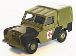 Land Rover Territorial Army Ambulance lledo