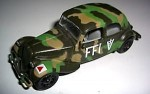 Citroen Traction Avant FFI France 1944 Victoria 1:43