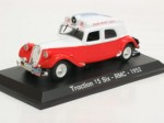 Citroen Traction 15 1952 RADIO MC Atlas 1:43