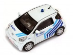 Toyota IQ Police Belgium 2012 J Collection 1:43
