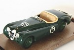Jaguar XK120 HP 160 1948 No16 Brumm 1:43
