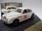 Jaguar MKII 3.8 Tour de France 1961 Vitesse 1:43