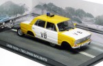 "Łada 1500 VAZ 2103 James Bond ""The Living Daylights"" 1:43"