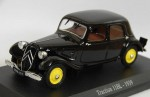 Citroen Traction 11BL 1939 Atlas 1:43
