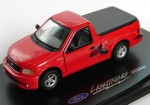 Ford F150 SVT Lightining red Anson 1:43