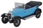Austin Heavy Twelve  Blue Oxford 1:43