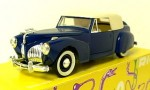 Lincoln Continental Cabrio closed 1941 RIO 1:43