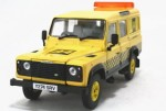 Land Rover Defender 110 Automobile Association Corgi 1:43
