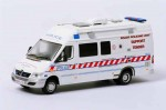 Mercedes-Benz Sprinter Hampshire Police 1:43