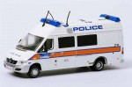 Mercedes-Benz Sprinter London Metropolitan Police Transport 1:43