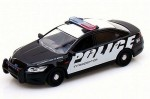 Ford Interceptor Police 2013 Motormax 1:43