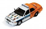 Ford Crown Victoria Police Interceptor Arlington Police Sober ride 2012 IXO 1:43