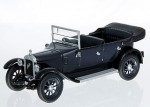 Austin Heavy Twelve dark blue /black Oxford 1:43