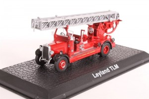 Leyland TLM L.C.C. London Atlas 1:72