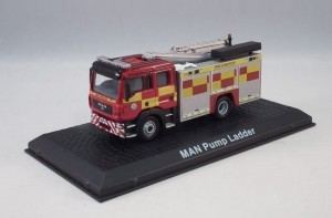 MAN TGL Pump Ladder 2015 Atlas 1:72