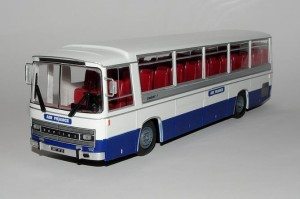 Berliet Cruisair 3 1969 Hachette 1:43
